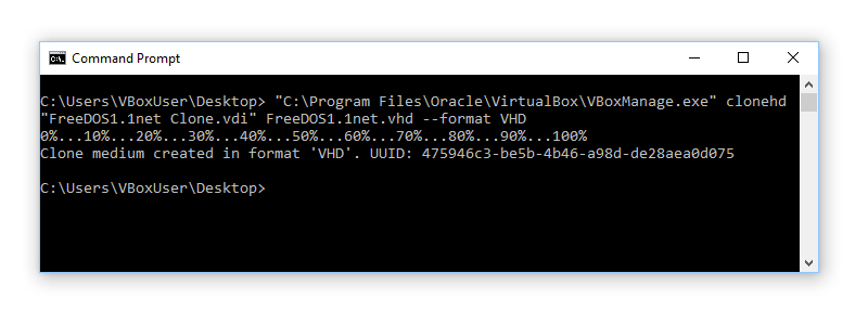 Vboxmanage Iso To Vdi